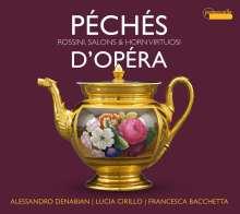 Alessandro Denabian - Peches D'Opera, CD