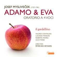 Josef Myslivecek (1737-1781): Adamo & Eva (Oratorium), 2 CDs