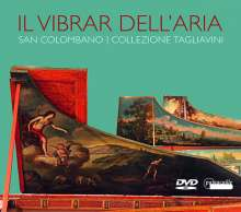 Il Vibrar dell'Aria - A Walk through the Tagliavini Collection of Early Musical Instruments in San Colombano, DVD