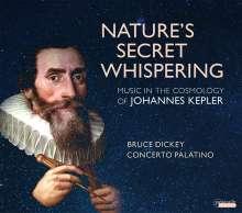 Nature's Secret Whispering, CD