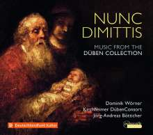 Music From The Düben Collection, CD