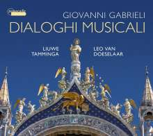"""Giovanni Gabrieli (1557-1612): Canzoni für 2 Orgeln """"Dialoghi Musicali"""", CD"""