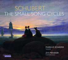"Franz Schubert (1797-1828): Lieder ""The Small Song Cycles"", CD"