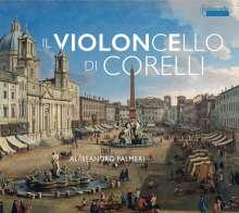 Alessandro Palmeri - Il Violoncello di Corelli, CD