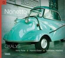 Nino Rota (1911-1979): Nonett (1959-1974), CD