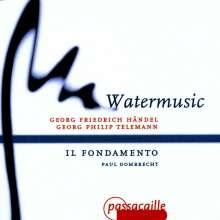 Georg Philipp Telemann (1681-1767): Wasser-Ouvertüre C-Dur, CD