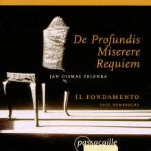 Jan Dismas Zelenka (1679-1745): Requiem c-moll, CD