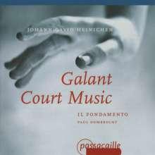 Johann David Heinichen (1683-1729): Concerti, CD