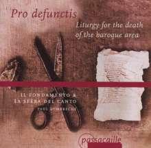 Pietro Torri (1650-1737): Missa Pro defunctis, CD