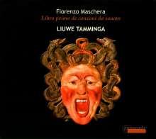 Fiorenzo Maschera (1540-1584): Libro primo de canzoni da sonare, CD