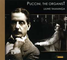 Giacomo Puccini (1858-1924): Orgelwerke, CD