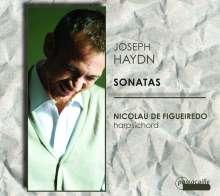 Joseph Haydn (1732-1809): Klaviersonaten H16 Nr.20,23,32,37, CD