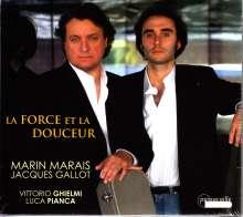 La Force Et La Douceur, CD