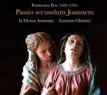 Francesco Feo (1691-1761): Johannes-Passion, CD