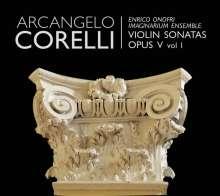 Arcangelo Corelli (1653-1713): Sonaten op.5 Vol.1, CD