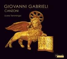 Giovanni Gabrieli (1557-1612): Canzoni, CD