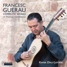 Francisco Guerau (1649-1722): Sämtliche Gitarrenwerke, 3 CDs