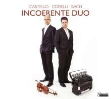 Incoerente Duo - Musik für Violine & Akkordeon, CD