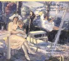 Joseph Jongen (1873-1953): Klaviertrio op.10, CD