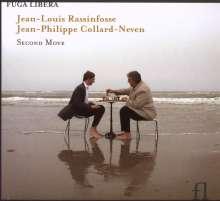 Jean-Louis Rassinfosse - Second Move, CD