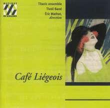 Titanic Ensemble - Cafe Liegeois,Musique de Salon 1910-40, CD