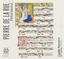 Pierre de la Rue (1460-1518): Portrait musical - Messen,Motetten,Chansons,Magnificat, 3 CDs
