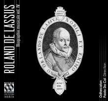 Orlando di Lasso (Lassus) (1532-1594): Biographie musicale Vol.4, CD