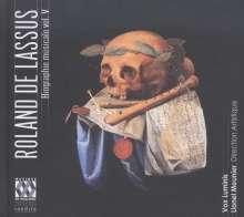 Orlando di Lasso (Lassus) (1532-1594): Biographie musicale Vol.5, CD