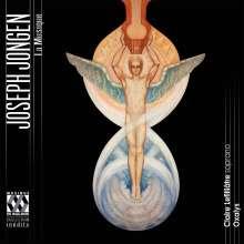 Joseph Jongen (1873-1953): Lieder für Sopran & Klavierquintett, CD