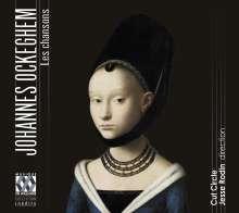 Johannes Ockeghem (1430-1497): Chansons, 2 CDs