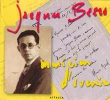 """Jacques Beers (1902-1947): Kammermusik """"Musicien d'avenir..."""", 2 CDs"""