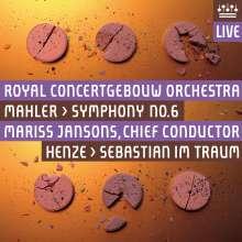 Gustav Mahler (1860-1911): Symphonie Nr.6, 2 SACDs