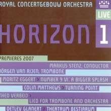 Concertgebouw Orchestra - Horizon 1, SACD