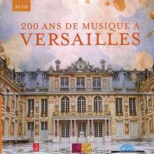 Versailles - 200 Years of Music, 20 CDs