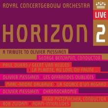 Concertgebouw Orchestra - Horizon 2, SACD