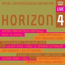 Concertgebouw Orchestra - Horizon 4, 2 SACDs