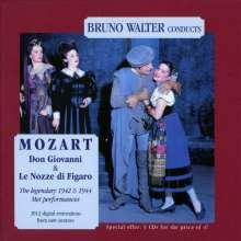 Wolfgang Amadeus Mozart (1756-1791): Don Giovanni & Die Hochzeit des Figaro, 5 CDs