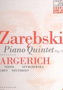 Juliusz Zarebski (1854-1885): Klavierquintett op.34 g-moll, DVD