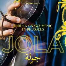 Jola: Hidden Gnawa Music In Brussels, CD