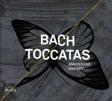 Johann Sebastian Bach (1685-1750): Toccaten BWV 910-916, CD