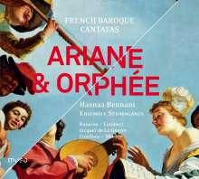 """Französische Barock-Kantaten """"Ariane & Orphee"""", CD"""