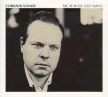 Benjamin Schoos: Night Music Love Songs, CD