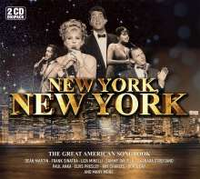 New York New York: The Great American Songbook, 2 CDs