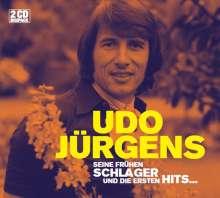 Udo Jürgens: Seine frühen Schlager und die ersten Hits...., 2 CDs