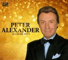 Peter Alexander (1926-2011): 48 große Hits, 2 CDs