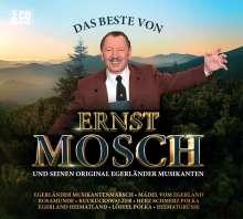 Ernst Mosch: Das Beste von Ernst Mosch und seinen original Ederländer Musikanten, 2 CDs