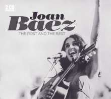 Joan Baez: The First And The Best, 2 CDs