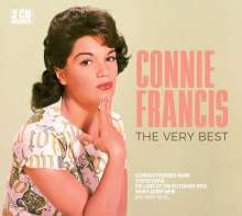 Connie Francis: The Very Best Of Connie Francis, 2 CDs
