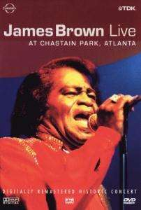 James Brown: Live At Chastain Park, Atlanta, 1985, DVD