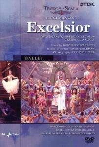 Ballett der Mailänder Scala:Excelsior (Manzotti), DVD
